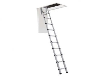 Loftmaster Telescopic Ladder 2.88m 1