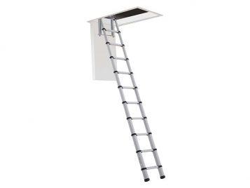 Loftmaster Telescopic Ladder 2.60m 1