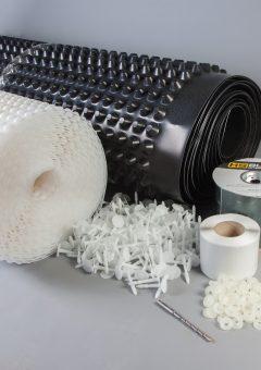 Basement Tanking Mesh Membrane Kit