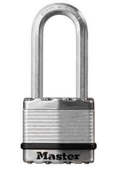 Excell™ Laminated Steel 50mm Padlock - 51mm Shackle 8