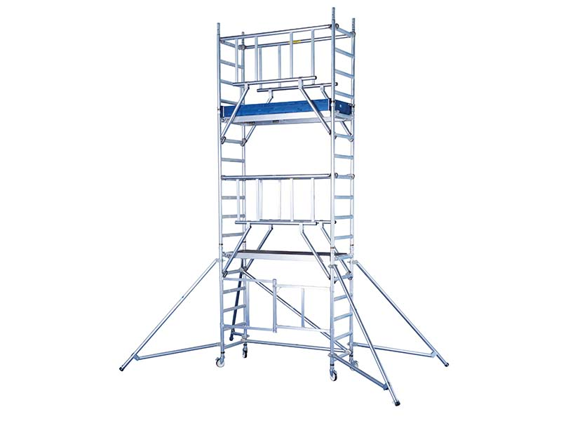 Reachmaster™ ARG Tower Working Height 7.85m Platform Height 5.8m 1