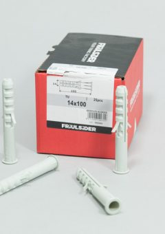 M14 Nylon plugs for Scafold Eyes
