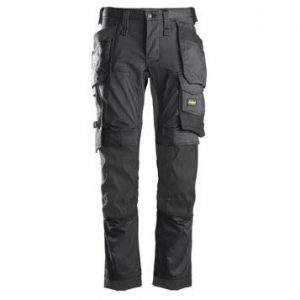 Snickers Trousers 6241 Allround Work Stretch Trouser - Steel Grey 1
