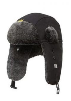 Snickers RuffWork Heater Hat 9007 - Black 3