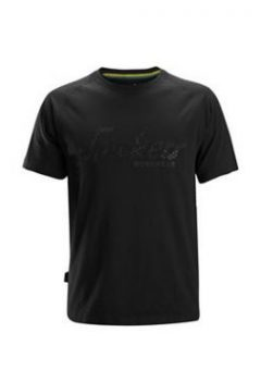 Snickers T-shirt 2580 - Black 7