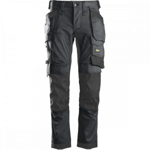 Snickers Trousers 6241 Allround Work Stretch Trouser – Steel Grey