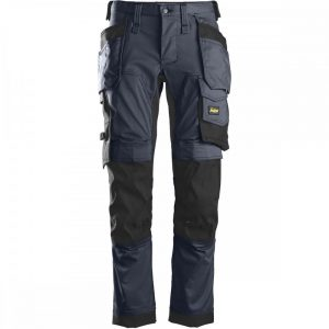 Snickers Trousers 6241 Allround Work Stretch Trouser - Navy