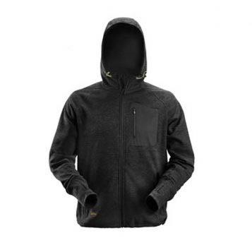 Snickers Hoodie 8041 FlexiWork Fleece - Black 1