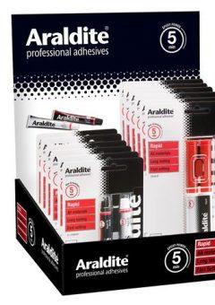 Araldite Rapid Promo Counter Display - ARA400060 1