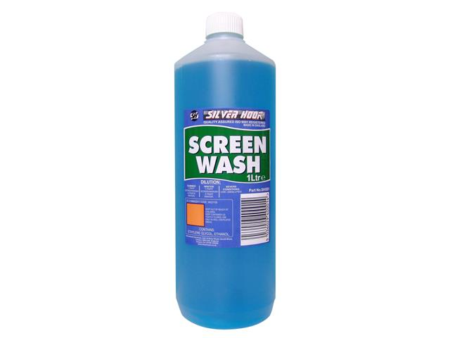 Concentrated All Seasons Screen Wash 1 Litre - D/ISHXB1 1