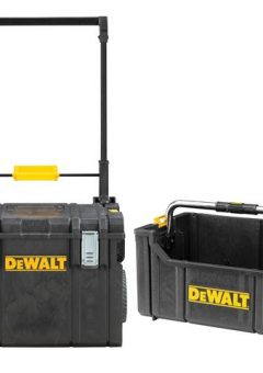 DWST81683 TOUGHSYSTEM™ Wheeled Toolbox & TOUGHSYSTEM™ Tote - DEW181683 3