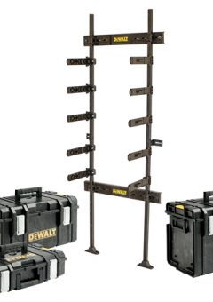 TOUGHSYSTEM™ Workshop Racking Kit - DEWDCK467 4