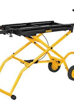 DE7260 Mitre Saw Folding Rolling Stand - DEWDE7260XJ 4