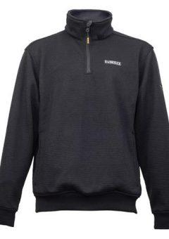 Laurel Half Zip Sweater - M (42in) - DEWLAURELM 9