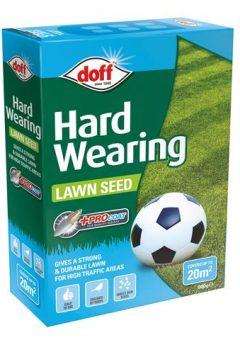 Hard Wearing Lawn Seed 500g - DOFFLB500 7