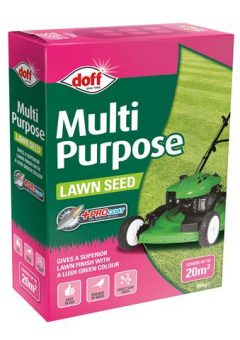 Multipurpose Lawn Seed 500g - DOFFLD500 5