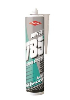 785+ Silicone Sealant  Manhattan Grey 310ml - DOW3279472 4