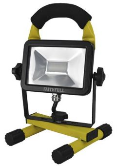 SMD LED Pod Site Flood Light 10W 900 Lumens 240V - FPPSL10F 2