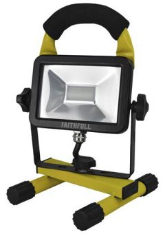 SMD LED Pod Site Flood Light 10W 900 Lumens 110V - FPPSL10FL 5