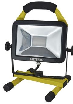 SMD LED Pod Site Flood Light 20W 1800 Lumens 240V - FPPSL20F 2