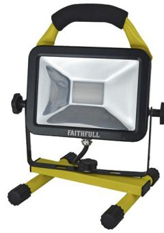 SMD LED Pod Site Flood Light 20W 1800 Lumens 110V - FPPSL20FL 3