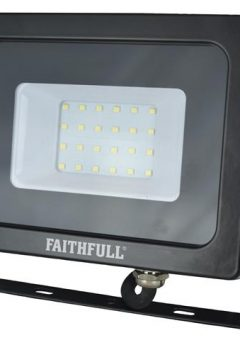 SMD LED Wall Mounted Floodlight 20W 1600 Lumens 240V - FPPSLWM20 2