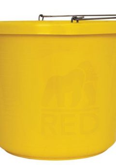 Premium Bucket 3 Gallon (14L) - Yellow - GORPRMY 8