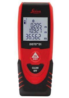 DISTO™ D1 Laser Distance Meter 40m Bluetooth® - LGSD1 6
