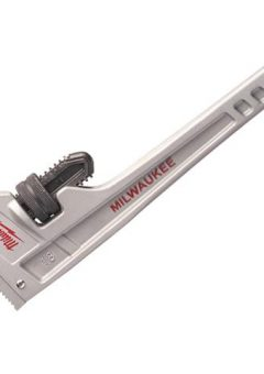Aluminium Pipe Wrench 450mm (18in) 10