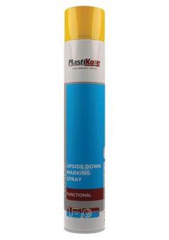 Trade Upside Down Marking Spray Paint Yellow 750ml 8