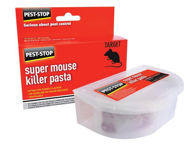 Super Mouse Killer Pasta Pre-Baited Station 1