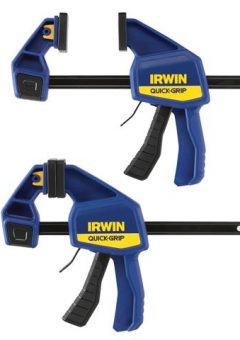 Quick-Change™ Medium-Duty Bar Clamp 150mm (6in) Twin Pack 8