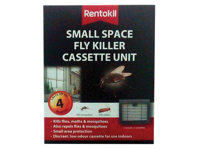 Small Space Fly Killer Cassette Unit (Pack 2) 1
