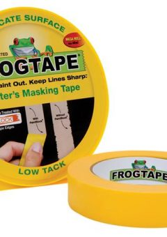 FrogTape® Delicate Surface Masking Tape 24mm x 41.1m - Hang Pack 5
