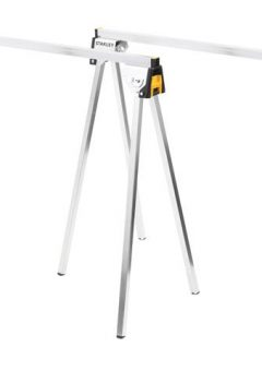 Essential Metal Sawhorses (Twin Pack) 2