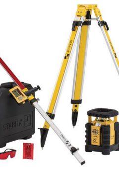 LAR 350 Rotation Laser L-Set 6