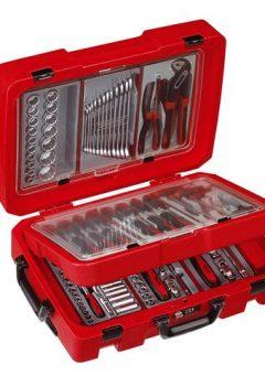 Flight Style Carry Case Kit 113 Piece 11