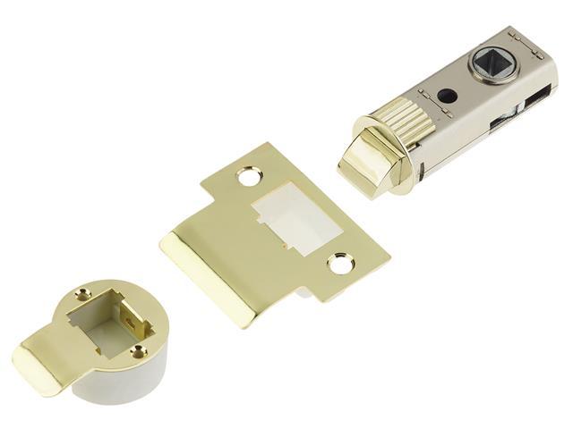 FastLatch Easy Fit Latch Brass 60mm (2.5in) 1