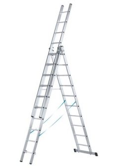 Skymaster™ Trade Combination Ladder 3-Part 3 x 14 Rungs 11