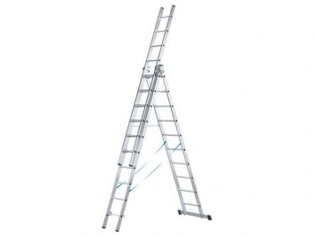 Skymaster™ Trade Combination Ladder 3-Part 3 x 14 Rungs 1