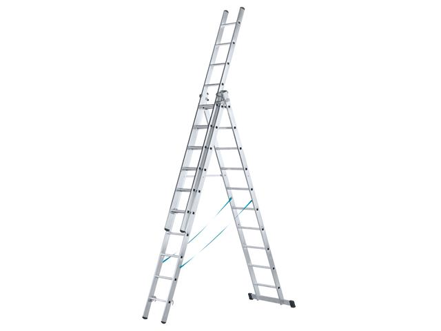 Skymaster™ Trade Combination Ladder 3-Part 3 x 8 Rungs 1