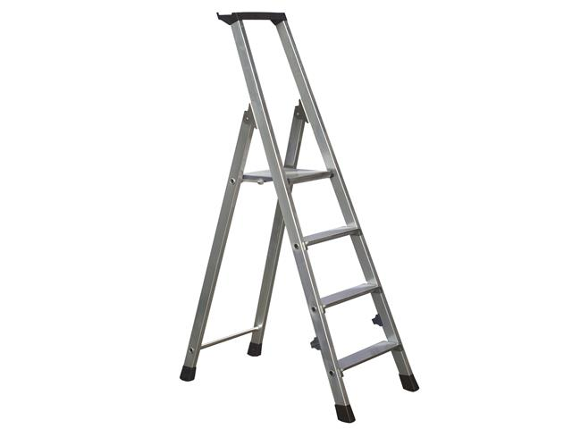 Trade Platform Step Height 0.61m 3 Rungs 1