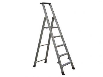 Trade Platform Step Height 1.05m 5 Rungs 1