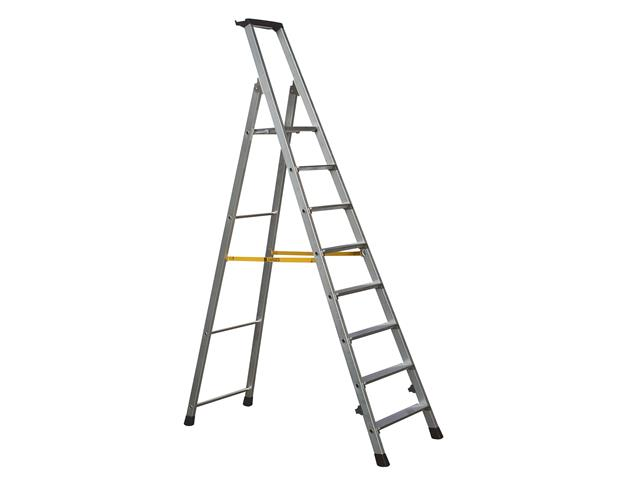 Trade Platform Step Height 1.7m 8 Rungs 1