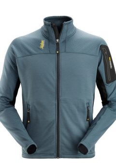 Snickers Micro Fleece Jacket 9438 - Petrel Blue 5