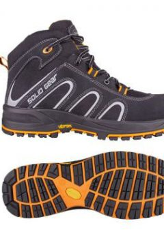 Snickers Solid Gear Falcon Safety Boots 2