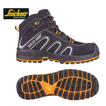 snickers falcon safety boots