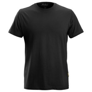 Snickers 2505 T Shirt Black