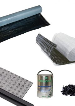 Self Adhesive Tanking Membrane Kit