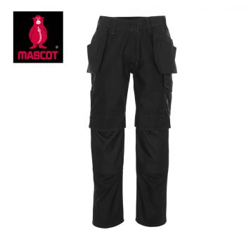 Mascot Trousers Springfield Craftmans 10131 - Black